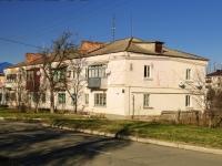 Белореченск, улица Шалимова, дом 20. многоквартирный дом
