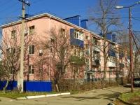 Белореченск, улица Шалимова, дом 34. многоквартирный дом