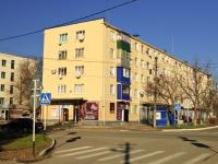 Белореченск, улица Щорса, дом 85. многоквартирный дом