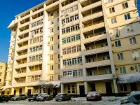 Белореченск, улица Луначарского, дом 273. многоквартирный дом