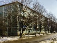 Белореченск, улица Луначарского, дом 120. многоквартирный дом