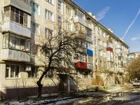 Белореченск, улица Луначарского, дом 147. многоквартирный дом