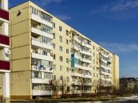 Белореченск, улица Таманской Армии, дом 110. многоквартирный дом