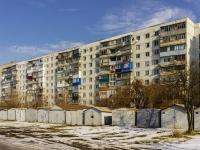 Белореченск, улица Таманской Армии, дом 112. многоквартирный дом