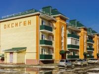 Белореченск, улица Таманской Армии, дом 120 к.1. многоквартирный дом
