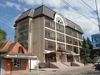 Yeisk, Pobedy st, house 111. polyclinic