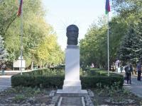 Ейск, памятник И.М.Поддубномуулица Карла Маркса, памятник И.М.Поддубному