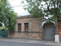 Yeisk, Sverdlov st, house 101. Private house
