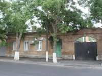 Yeisk, Sverdlov st, house 107. Private house