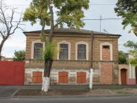 Yeisk, Sverdlov st, house 173. Private house