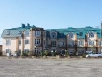 Yeisk, st Plyazhnaya, house 9/1. hotel