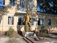 Yeisk, monument МатросуPlyazhnaya st, monument Матросу