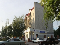 叶伊斯克, Kommunisticheskaya st, 房屋 12А. 公寓楼