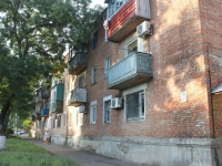 Yeisk, Kommunisticheskaya st, house 12. Apartment house