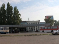 Yeisk, st Kommunisticheskaya, house 18. railway station
