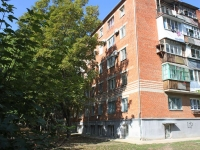 Yeisk, st Kommunisticheskaya, house 49/2. Apartment house