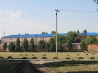 Yeisk, technical school Морской рыбопромышленный техникум, Kommunisticheskaya st, house 63А