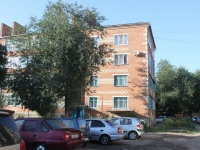 Yeisk, Sergey Roman st, house 78. Apartment house