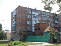 Ейск, улица Сергея Романа, дом 78. многоквартирный дом