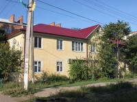Yeisk, Sergey Roman st, house 80. Apartment house