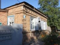 Ейск, улица Сергея Романа, дом 110. индивидуальный дом