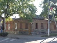 Ейск, улица Сергея Романа, дом 151. индивидуальный дом
