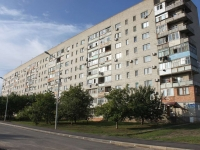 Yeisk, Zapadnaya st, house 1. Apartment house