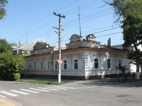 Yeisk, Kommunarov st, house 19. Apartment house