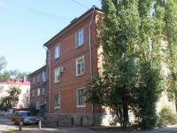 Yeisk, Kommunarov st, house 78. Apartment house