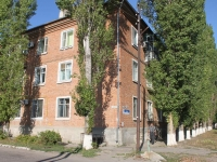 Yeisk, Pavlov st, house 94. Apartment house