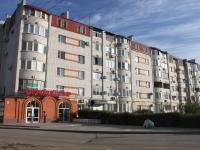 叶伊斯克, Krasnaya st, 房屋 43/7. 公寓楼