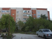 Yeisk, Krasnaya st, house 66/9. Apartment house