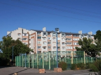 Yeisk, Sovetov st, house 34. Apartment house