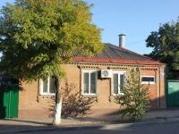 Yeisk, Rozy Lyuksemburg st, house 27. Private house