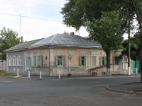 Ейск, улица Московская, дом 63. индивидуальный дом