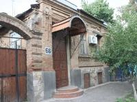 Ейск, улица Московская, дом 66. индивидуальный дом