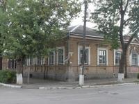 Ейск, улица Московская, дом 73. индивидуальный дом