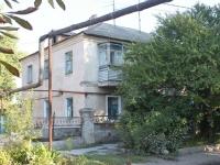 Yeisk, Oktyabrskaya st, house 4. Apartment house