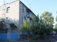 Yeisk, Oktyabrskaya st, house 7. Apartment house