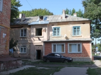Yeisk, Oktyabrskaya st, house 193. Apartment house