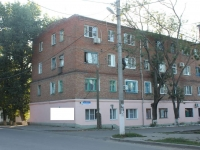 Yeisk, Ostrovsky st, house 8. Apartment house