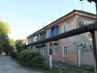 Yeisk, Ostrovsky st, house 12. Apartment house