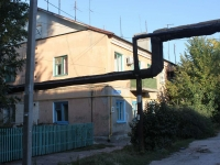 Yeisk, Ostrovsky st, house 13. Apartment house