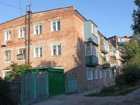 Yeisk, Ostrovsky st, house 15. Apartment house
