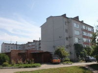 Yeisk, Plekhanov st, house 9/10. Apartment house