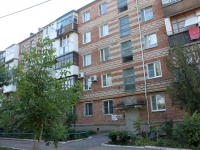Yeisk, Plekhanov st, house 9. Apartment house