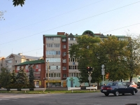 Yeisk, Plekhanov st, house 16. Apartment house with a store on the ground-floor