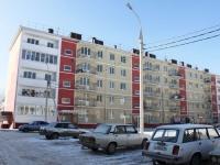 Крымск, улица Белинского, дом 37А. многоквартирный дом