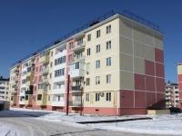 Крымск, улица Белинского, дом 37Д. многоквартирный дом