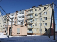 Krymsk, Belinsky st, house 37Ж. Apartment house